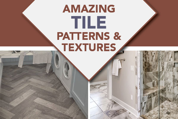 Amazing tile patterns and textures