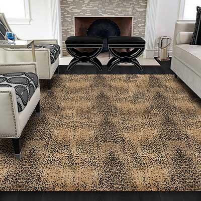 Stanton King Cheetah Wildroot rug